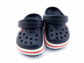 Klapki CROCS, model: CROCKBAND KIDS Navy